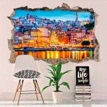 Vinyle Portugal 3D