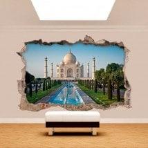 Vinyle de Taj Mahal 3D