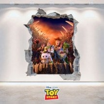 Toy Story That Time Forgot pour enfants en vinyle