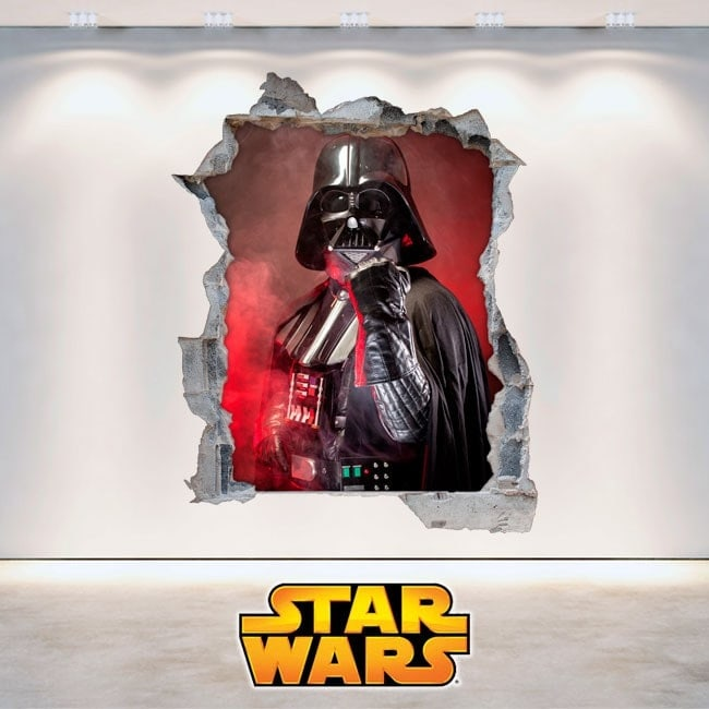 Vinyl 3D Star Wars Darth Vader