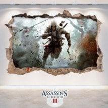 Vinyl 3D Assassin Creed 3