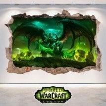 Vinyl 3D World Of Warcraft Légion