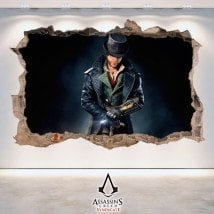 Vinyl 3D Assassin Creed Syndicate