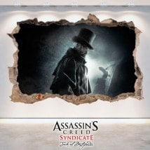 Vinyl 3D Assassin Creed Syndicate Jack l'éventreur