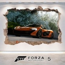 Décoratif vinyl 3D Forza Motorsport 5