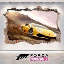 Décoratif vinyl 3D Forza 2 Horizon