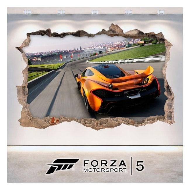 Vinyle et autocollants 3D Forza Motorsport 5