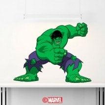 Vinyle adhésif Hulk