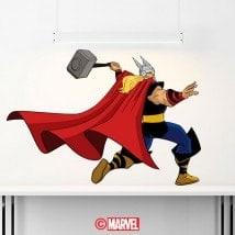 Vinyles de Thor de Marvel