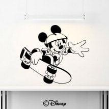 Vinyle adhésif Mickey Mouse