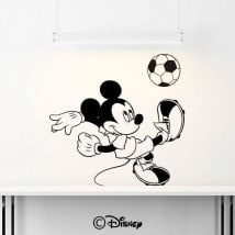 Panneaux luminescents Mickey Mouse divisant Fluowall