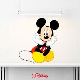 Décoratif vinyl Mickey Mouse
