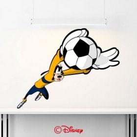 Vinyle de mur Disney Goofy