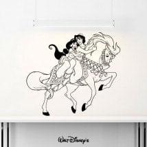 Vinyle décoratif Aladdin