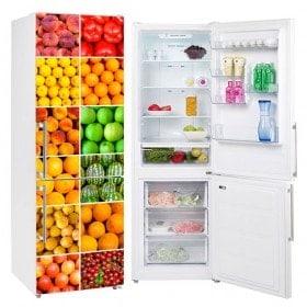 Décalcomanies réfrigérateurs collage fruits et légumes