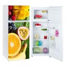Vinyls pour les réfrigérateurs et les fruits réfrigérés