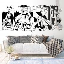 Autocollants Guernica Picasso