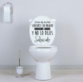 Vinyles pour salles de bains viser bien