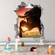 Vinyle pour enfants Ferdinand 3D