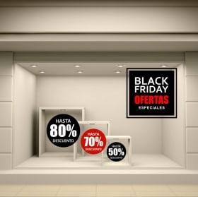 Vinyle boutiques vendredi noir offres