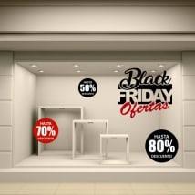 Vinyle adhésif offres du vendredi noir