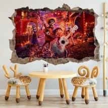 Vinyle et autocollants Coco Disney Pixar