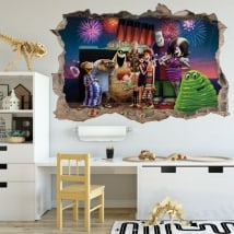 Vinyle décoratif Hôtel Transylvania 3D