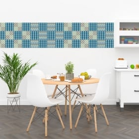 Vinyle décoratif tuiles cuisines