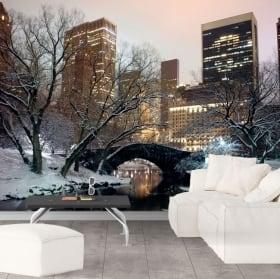 Papiers peints Central Park New York