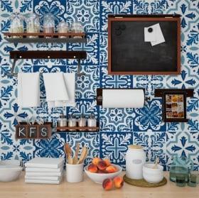 Vinyle décoratif tuiles cuisines et salles de bains