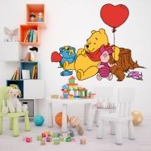 Vinyle pour enfants Winnie l'ourson