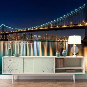 Papiers peints le pont de Brooklyn
