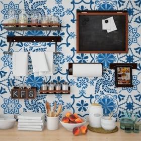 Vinyles pour décorer les cuisines et les salles de bain