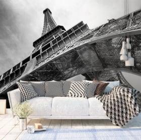Papiers peints en vinyle Paris Tour Eiffel