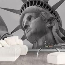 Papiers peints statue de la Liberté