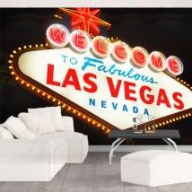 Papiers peints Signe de Las Vegas
