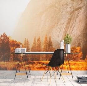Papiers peints Yosemite Sierra Nevada Californie