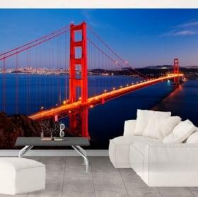 Papiers peints pont Golden Gate