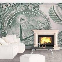 Papiers peints États-Unis Dollar