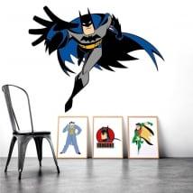 Vinyle décoratif murs batman