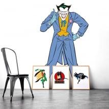 Vinyle murs joker