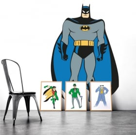 Stickers muraux batman