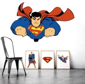Vinyle adhésif et autocollants superman