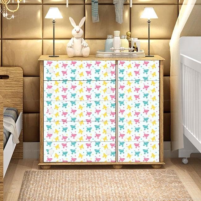 Stickers meuble bb stickers chambre bb lgant inspirer de - Ikea stickers chambre ...