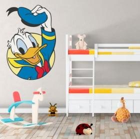 Vinyle pour enfants disney donald duck