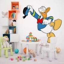 Vinyle décoratif pour enfants donald duck