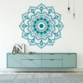 Vinyle décoratif mandala paroi