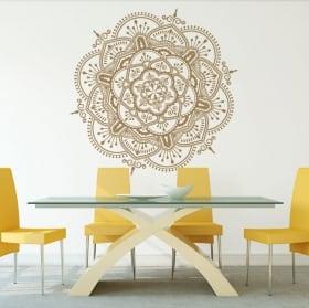 Vinyle décoration mandalas