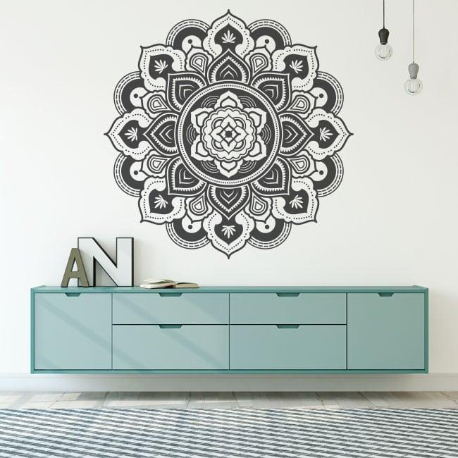Vinyle mandalas pour décorer