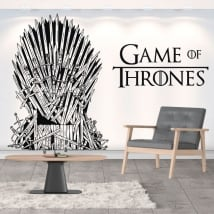 Vinyle décoratif game of thrones